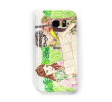 Sam and Suzy Samsung Galaxy Case/Skin