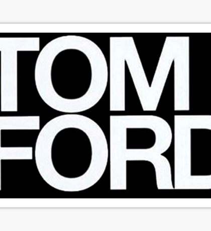 TOM FORD #fashion Sticker