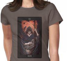 Death - Thanatos Womens Fitted T-Shirt