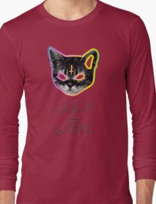 Golf Wang cat Long Sleeve T-Shirt