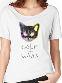 Golf Wang cat Women's Relaxed Fit T-Shirt