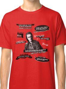 John Murphy + Quotes Classic T-Shirt