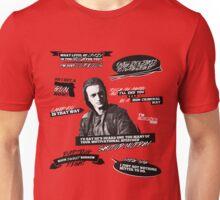 John Murphy + Quotes Unisex T-Shirt