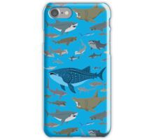 Know Your Sharks iPhone Case/Skin