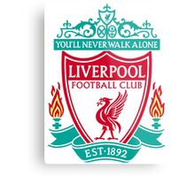 Liverpool Football Club Metal Print