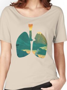 Broken Lungs Women's Relaxed Fit T-Shirt