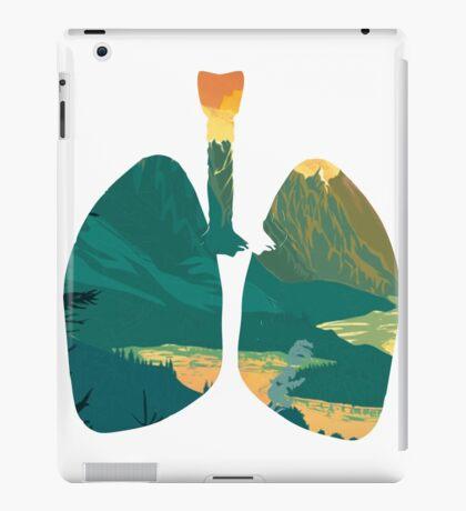 Broken Lungs iPad Case/Skin