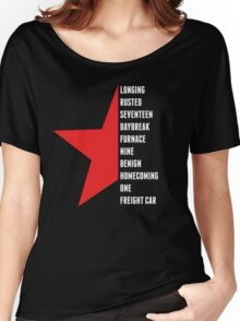 Ready to Comply? Women's Relaxed Fit T-Shirt