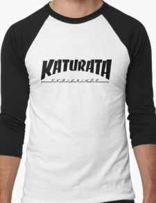 Katurata 2 Men's Baseball ¾ T-Shirt