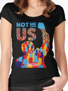 election 2016 by remi42 Women's Fitted Scoop T-Shirt