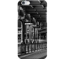 Looking through the concrete jungle iPhone Case/Skin