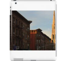 Edward Hopper in Brooklyn iPad Case/Skin