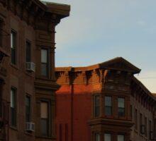Edward Hopper in Brooklyn Sticker