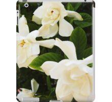 Gardenias iPad Case/Skin