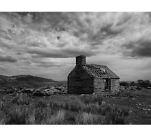 The Forgotten Cottage  Photographic Print