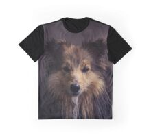Shetland Sheepdog Graphic T-Shirt