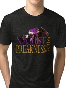 Nyquist Preakness 2016 Horse Racing t-shirts and gifts Tri-blend T-Shirt