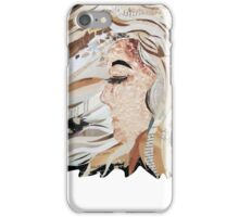 Mosaic Girl iPhone Case/Skin