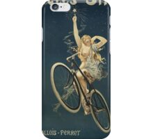 Vintage famous art - Henri Gray - Cycles Sirius iPhone Case/Skin