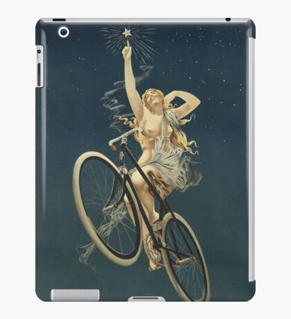 Vintage famous art - Henri Gray - Cycles Sirius iPad Case/Skin