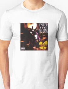 Wu-Tang 36 Chambers Unisex T-Shirt