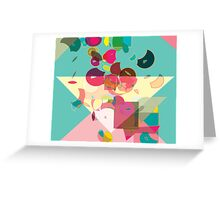 DECOMPOSE Greeting Card