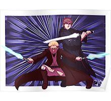 Kyouhaba Star Wars Poster