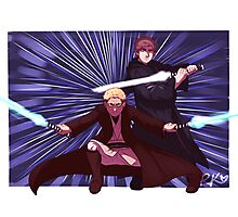 Kyouhaba Star Wars Photographic Print