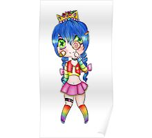 Candy Princess Poster