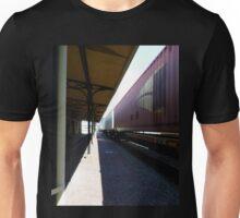 Train Abstract Unisex T-Shirt