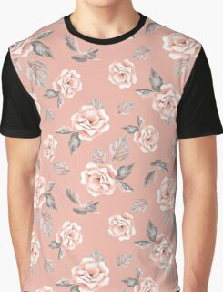 Roses pattern 2 Graphic T-Shirt