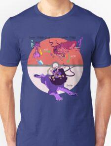 Fire & Grass Type Unisex T-Shirt