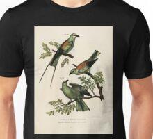 Bilder atlas zur Wissenschaftlich populären Naturgeschichte der Vögel in ihren sämmtlichen Hauptformen Leopold Joseph Fitzinger 1864 051 Unisex T-Shirt