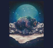 Under the Stars (Ursa Major) One Piece - Long Sleeve