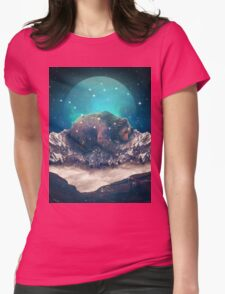 Under the Stars (Ursa Major) Womens Fitted T-Shirt