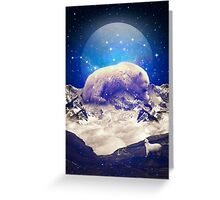 Under the Stars II (Ursa Major) Greeting Card