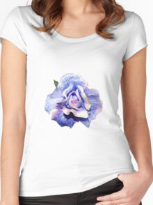 Cosmic rose Women's Fitted Scoop T-Shirt