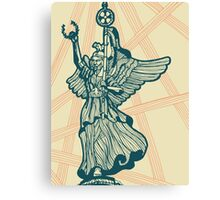 Angel of Victory - Berlin Canvas Print