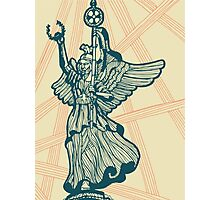 Angel of Victory - Berlin Photographic Print