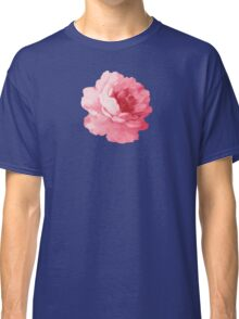 Flower pink peony Classic T-Shirt