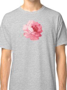 Flower pink peony Classic T-Shirt