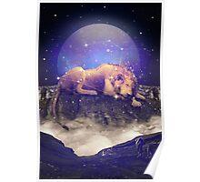 Under the Stars III (Leo Constellation) Poster