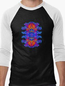 Abstract Reflections Men's Baseball ¾ T-Shirt