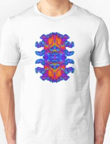 Abstract Reflections Unisex T-Shirt