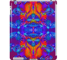 Abstract Reflections iPad Case/Skin