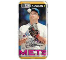 bartolo colon iPhone Case/Skin