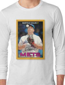 bartolo colon Long Sleeve T-Shirt