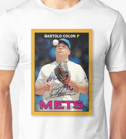 bartolo colon Unisex T-Shirt