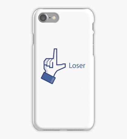 Loooooooosssssser! iPhone Case/Skin