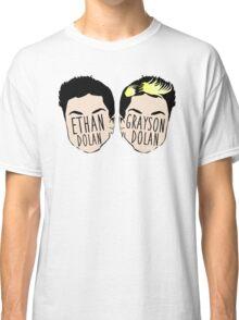 Dolan Twins (Ethan Dolan & Grayson Dolan) Classic T-Shirt